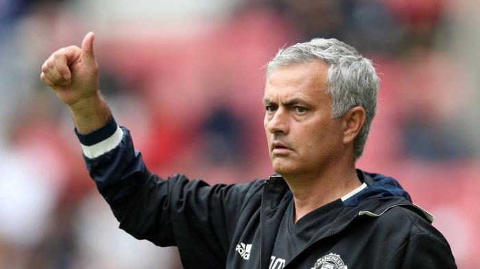Jose Mourinho Resmi jadi Pelatih AS Roma, Dikontrak hingga Tahun 2024