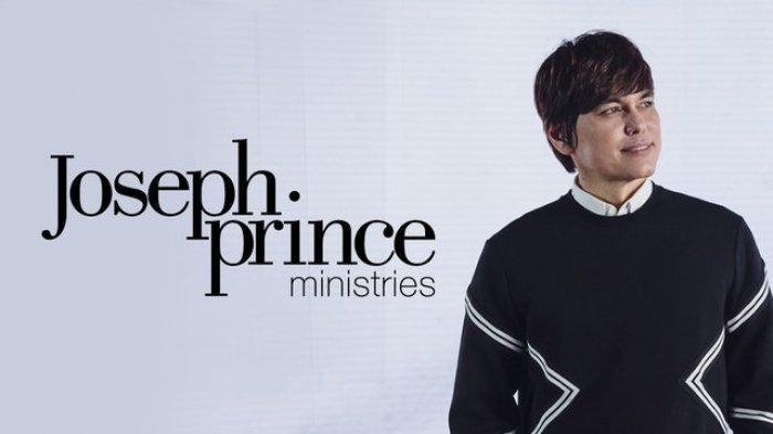 Sosok Joseph Prince, Pendeta Dipenuhi Kasih Karunia, Layani Jemaat Terbesar di Singapura