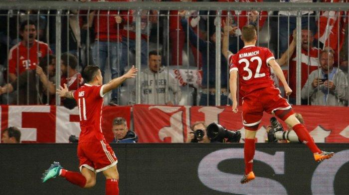 Bayern Munich Vs Real Madrid: Gol Asensio Pecundangi Tuan Rumah 1-2