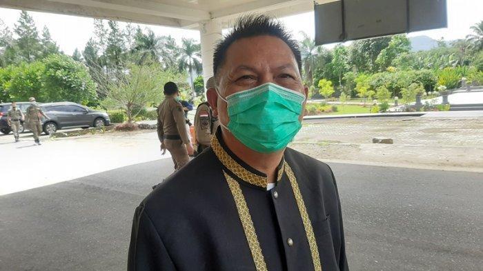 Peserta SKD CPNS Pemkot Tomohon Wajib Tunjukan Hasil Swab PCR atau Rapid Antigen