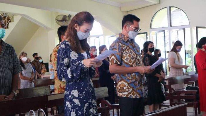 Bupati Joune Ganda: Paskah Jadi Penyemangat Warga untuk Bangkit dari Pendemi Covid-19