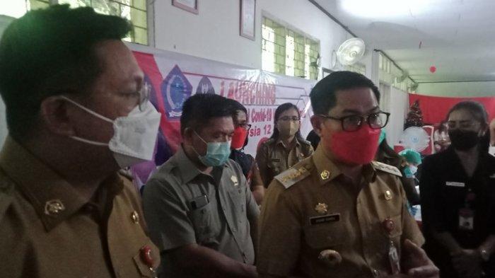 Lima Kecamatan Zona Merah, Ini Imbauan Joune Ganda untuk Para Camat di Minut
