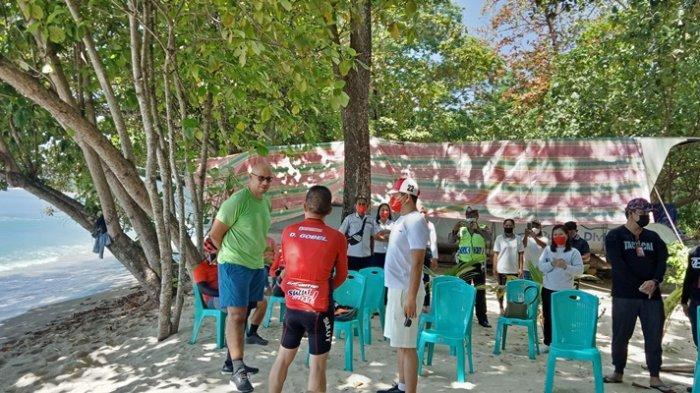 Bupati Minut Joune Ganda Bidik Wisatawan Lokal