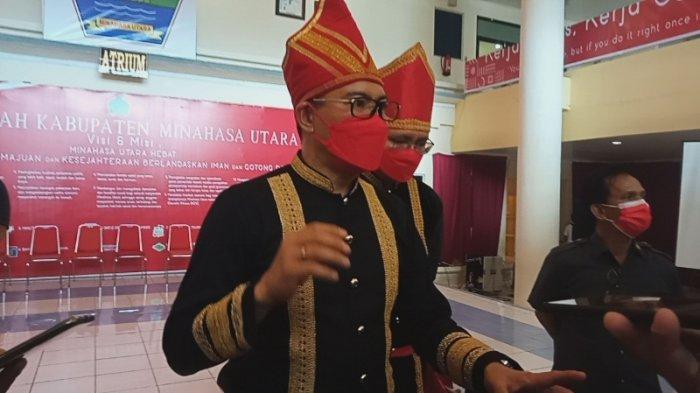 Joune Ganda Sudah Prediksi Minut Raih Opini TW dari BPK, Siap Tebus Dosa Pemerintahan Masa Lalu