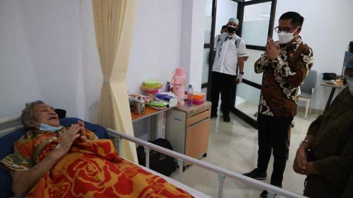 Stok Tabung RS Walanda Maramis Kabupaten Minahasa Utara Masih Cukup