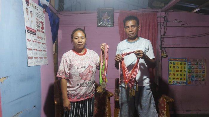 Cerita Orangtua Petinju Sulut Juan Abas yang Raih Medali Emas di Papua, Ayahnya Nelayan di Bitung