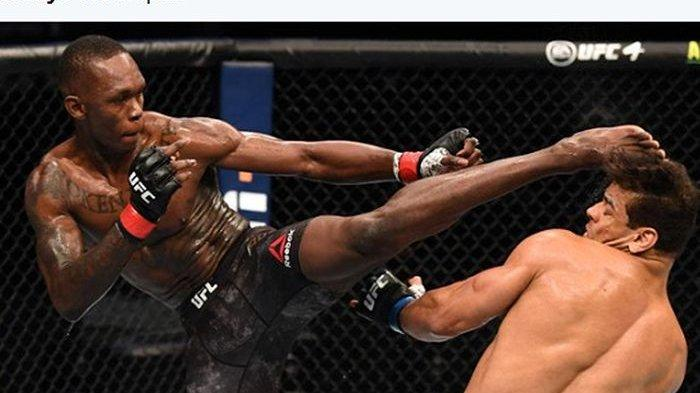 Jagoan Baru Kelas Menengah Bellator Tak Tergiur Petarung UFC Israel Adesanya