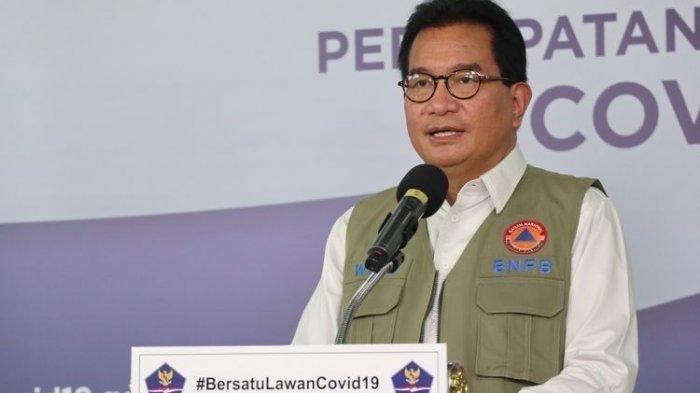 Juru Bicara Pemerintah untuk Penanganan Covid-19 Prof Wiku Adisasmito