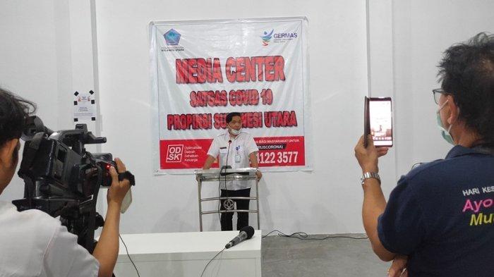 BREAKING NEWS: Pasien Positif Corona di Sulut Bertambah 1