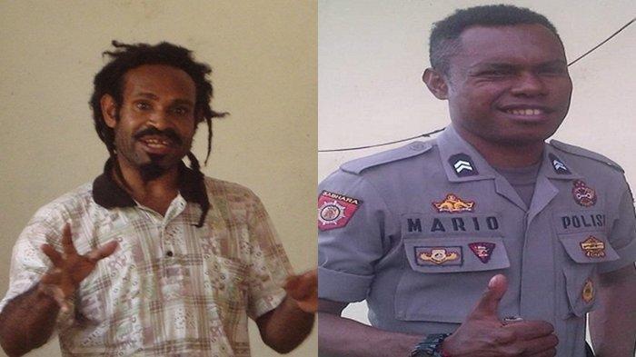 Jubir TPNPB-OPM Sebby Sambon Klaim Bripda Mario Sanoy Dibunuh KKB Pimpinan Lamek Taplo, Ini Faktanya