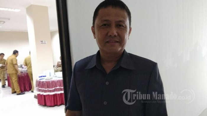 Ketua DPD Asosiasi Penambang Rakyat Sulawesi Utara (APRI), Julius Jems Tuuk