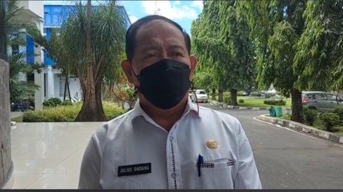 Kepala Dinas Pendidikan dan Kebudayaan Julius Ondang, Larang Siswa Bawa Motor