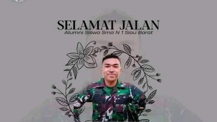 Sosok Almarhum Prada Junifer Kahosadi di Hadapan Pimpinan dan Rekan TNI AD di Yonif 715