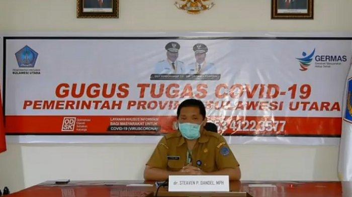 TERKINI, Sulawesi Utara Koleksi 130 Kasus Suspek, Ini Penjelasan Gugus Tugas