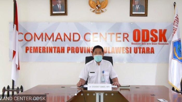 Update Covid-19 di Sulut, Bertambah Lima Kasus, Total Capai 15.352 Kasus