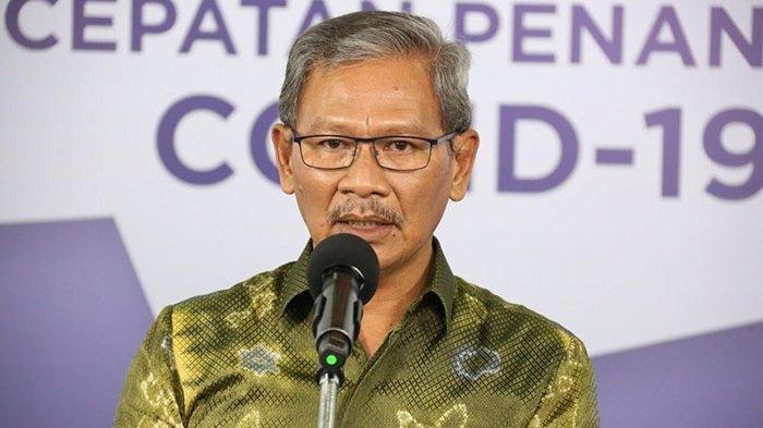 UPDATE KASUS Baru Covid-19 Selasa 14 Juli 2020 di Indonesia Bertambah 1.591
