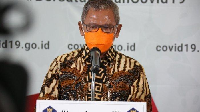 BREAKING NEWS: COVID-19 Indonesia Tambah 1.268 Kasus Baru, Total 66.226, Sembuh Capai 30.785
