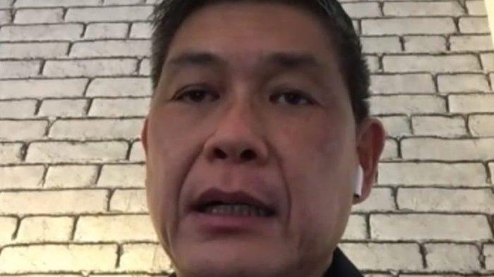 Juru Bicara Satgas Covid-19 Kota Manado drg Sanil Marentek