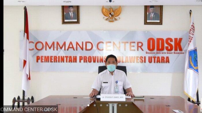 Kasus Terkonfirmasi Covid-19 di Kabupaten Minahasa Utara Terus Bertambah