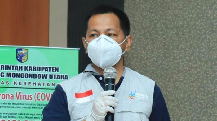 Update Covid-19, Sudah 105 Orang Sembuh, Mokoginta: Bolmut Optimis Kembali Menuju Zona Kuning