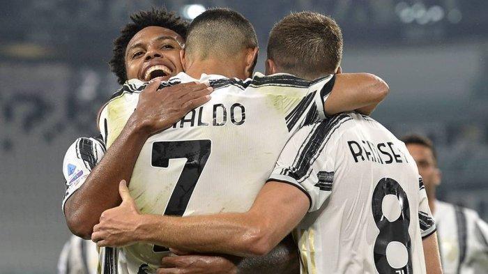 Debut Manis Andrea Pirlo, Juventus Menang Telak Lawan Sampdoria