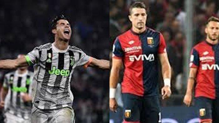 Live Streaming Juventus vs Genoa, Target Masuk Empat Besar si Nyonya Tua