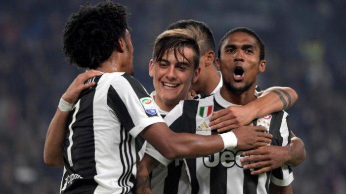 Hasil Liga Italia - Juventus Permalukan Inter Milan dengan Skor 3-2, Cuadrado jadi Pahlawan