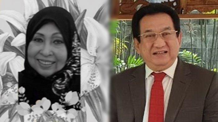 Istri Anwar Fuady Meninggal, Terungkap Sosok Almarhumah Farida Cosim di Mata sang Suami