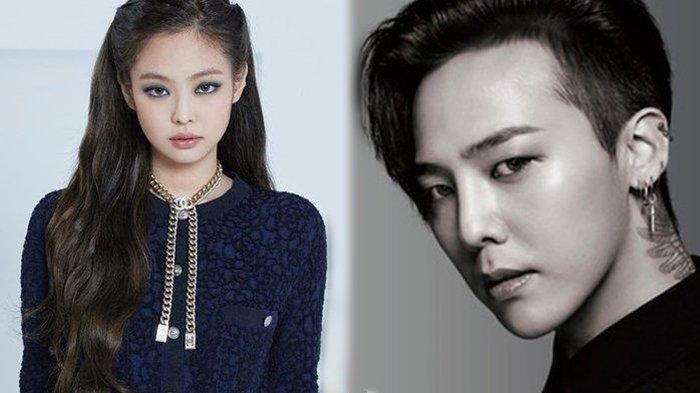 G-Dragon dan Jennie Blackpink Pacaran? Foto-foto Kedekatan Mereka Beredar