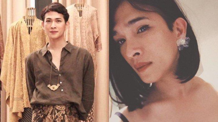 Kabar Oscar Lawalata Desainer Kondang Berdarah Manado, Putuskan Jadi Transgender Kini Tengah Bahagia