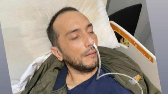 Kabar Terbaru, Aktor Garry Iskak Dikabarkan Sakit Kanker Hati Akut, Terbaring Lemah di Rumah Sakit