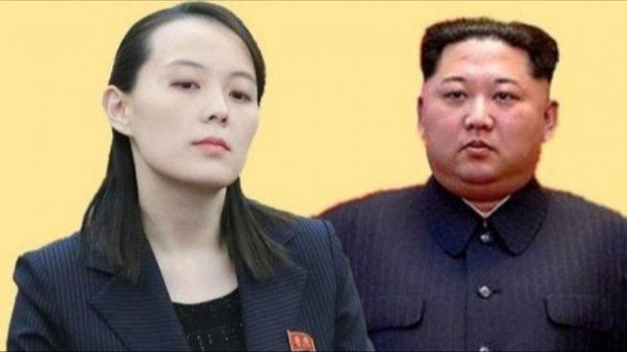 Adik Kim Jong Tembak Mati Pejabat Korea Utara, Dieksekusi atas Perintah Kim Yo Jong