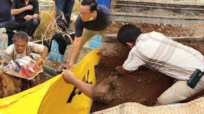 Akhirnya Otak Pelaku Pembunuhan PNS PUPR di Palembang Tertangkap, 2 Tahun Buron dan Cor Jasad Korban