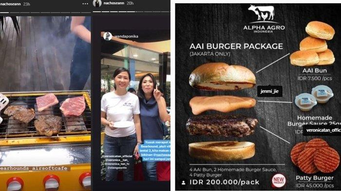 Masih Ingat Veronica Tan, Mantan Istri Ahok? Kini Jualan Burger dan Steak