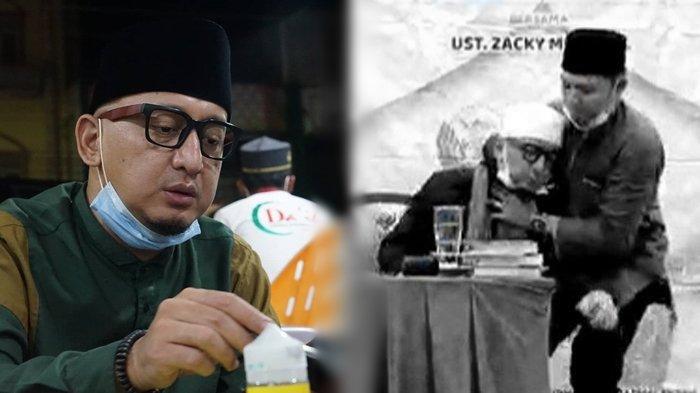 Ustaz Zacky Mirza pingsan