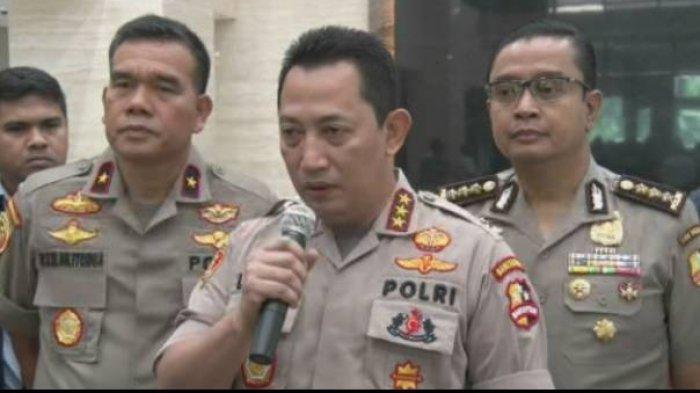Sosok Calon Kapolri Listyo Sigit Prabowo di Mata Pimpinan KPK hingga Istana Ungkap Alasan Jokowi