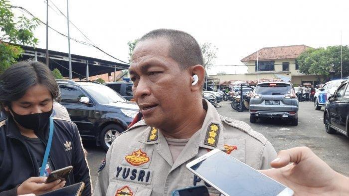 Kabid Humas Polda Metro Jaya, Kombes Yusri Yunus saat ditemui di Mapolsek Ciracas, Jakarta Timur, Sabtu (29/8/2020).