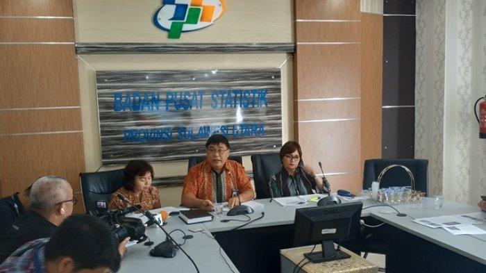 April 2019, Manado Deflasi 1, 27 Persen Tertinggi di Indonesia