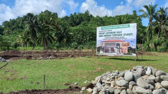 Kabupaten Bolsel menjadi daerah satu-satunya di Bolaang Mongondow Raya (BMR) yang didirikannya Pusat Layanan Haji dan Umroh Terpadu (PLHUT).