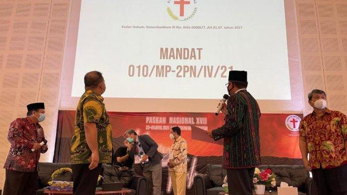Kepulauan Talaud Jadi Tuan Rumah Paskah Nasional ke-XVIII Tahun 2022