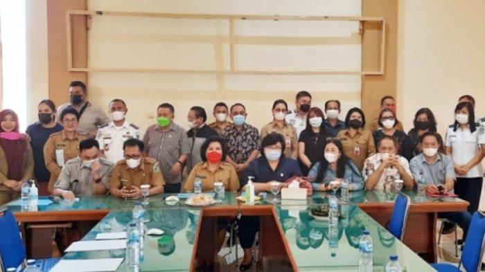 Pemkab Bolmong Beber Progres Pembangunan Bandara dan Kimong ke Pansus DPRD Sulut