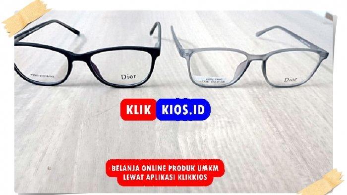 Belanja Yuk! Ada Kacamata Fashion Wanita di Kios UMKM Sulut