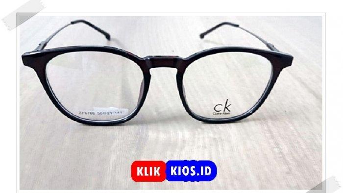 Belanja Yuk! Ada Kacamata Pria Calvin Klein di Kios UMKM Sulut