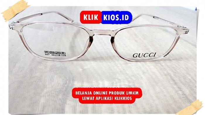 Belanja Yuk! Ada Kacamata Wanita Gucci di Kios UMKM Sulut