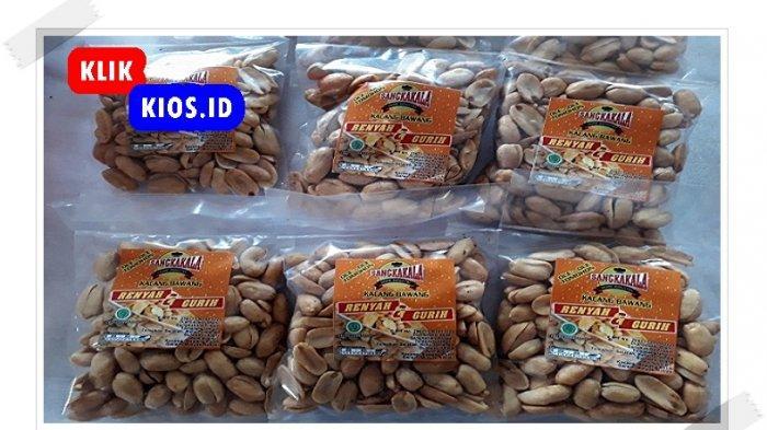 Belanja Yuk! Ada Kacang Bawang Sangkakala di Kios UMKM Sulut