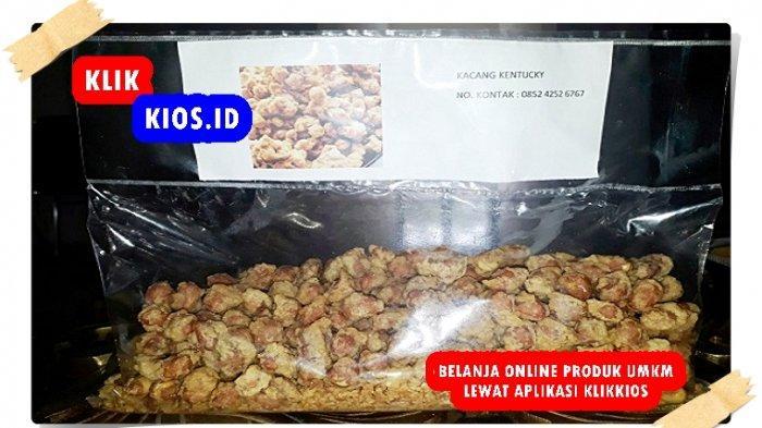 Belanja Yuk! Ada Kacang Kentucky di Kios UMKM Sulut