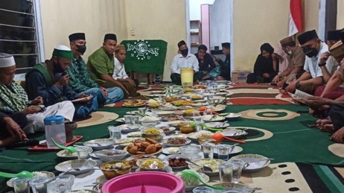 Tempati Sekretariat Baru, NU Bolsel Gelar Doa Syukuran