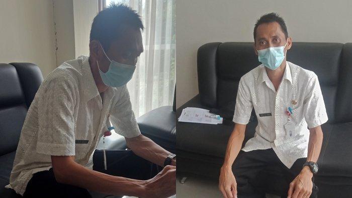 Vaksinasi Covid 19 di Pulau-Pulau Minut: Dibawa Dengan Perahu, Petugas Susah Payah Bujuk Warga