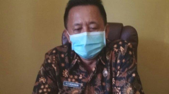 Kadis Kesehatan Talaud Kerry Monangin: Pelaku Perjalanan Wajib Dirapid Test Antigen