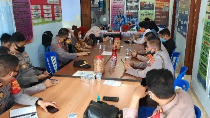 Cegah Kasus Kekerasan Perempuan dan Anak, DPPPA Bolmong Gelar Rakor Puspaga dan P2TP2A